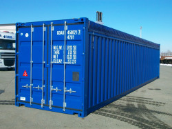 Miscellaneous 40' Shipping Containers